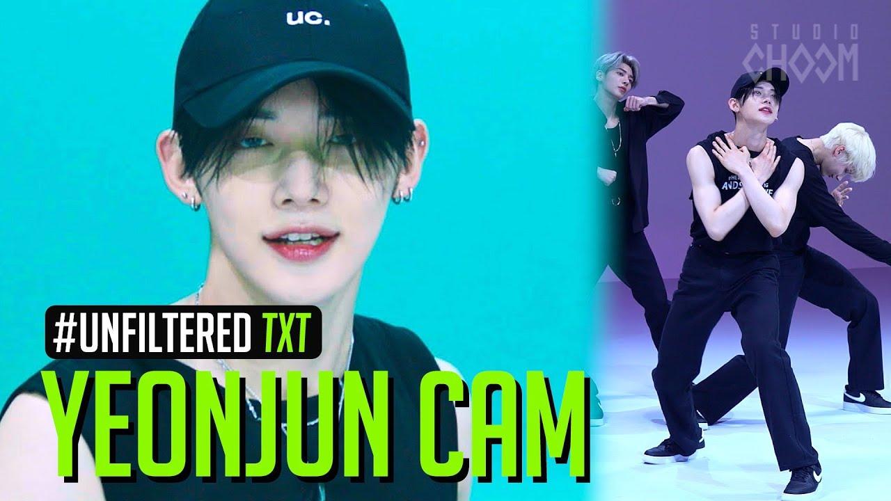 [UNFILTERED CAM] TXT YEONJUN(연준) 'Magic' | BE ORIGINAL