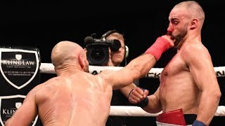 Artem Lobov BARE KNUCKLE BLOWS! in WIN vs. Paulie Malignaggi