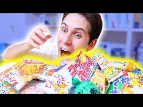 we-try-japanase-snacks!