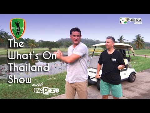 The What's On Thailand Show with Inspire - 1st Apr 2016