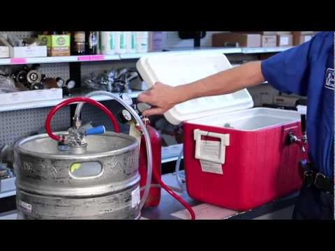 keg king regulator instructions