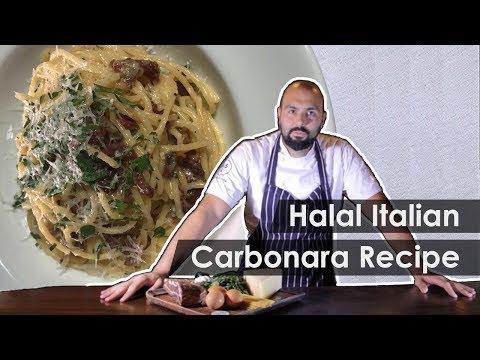 Classic Carbonara Recipe For Everyone! QUICK & EASY