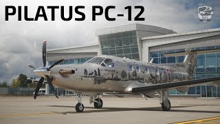 World's best-seller, Pilatus PC 12!