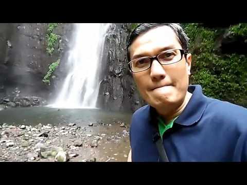 Menyaksikan keindahan Putuk Truno Waterfall