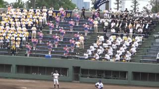 2012年5月20日 春季関東大会2回戦 対関東一戦.