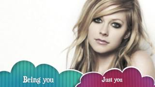 Avril Lavigne - I Love You - Lyrics - HD (Happy Valentine