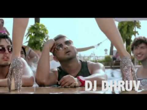 Sunny Sunny remix Yaariyan - Yo Yo Honey Singh-- DJ DHRUV (UK) Bounce Dance remix