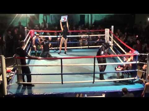 Josh Cooper v Kyle Roberts 21/11/2015 - Witney