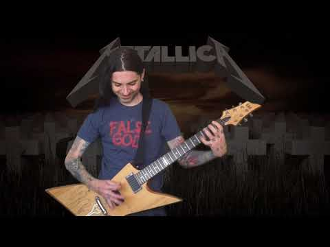 Metallica  Master of Puppets solo