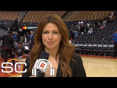 Rachel Nichols: LeBron James continues to rip out the Raptors' hearts  SC with SVP  ESPN