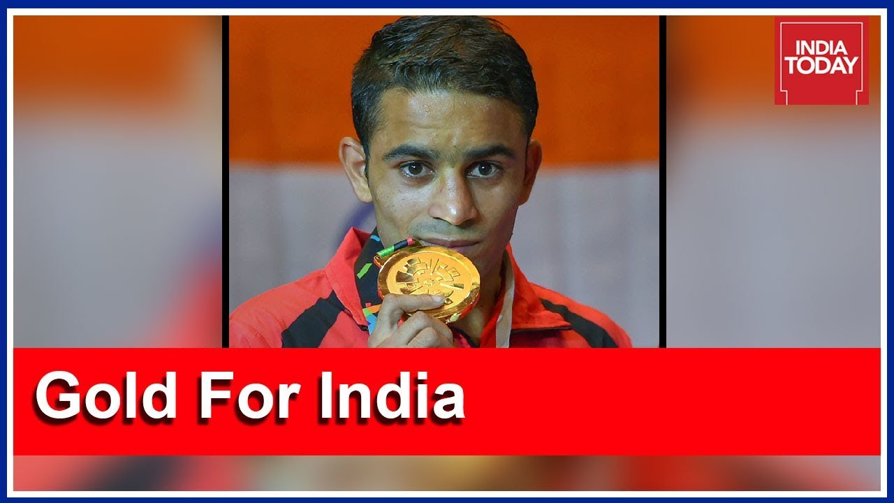Asian Games: Amit Panghal Only 8th Indian Boxer To Win ...