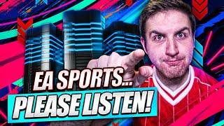 EA... PLEASE LISTEN...