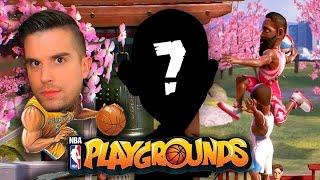 FIRST LEGENDARY PLAYER!! TOURNAMENT MODE!! | NBA Playgrounds (Nintendo Switch Gameplay #1)