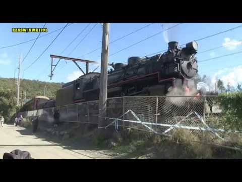 Rail Around New South Wales September 2016 | Northern Steam Spectacular Edition