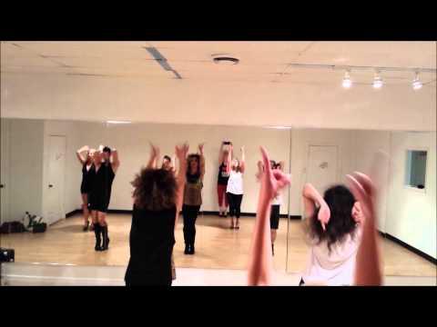 Diva Style: Scream In Heels Choreography Lynsey Billing