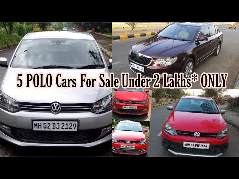 5 Volkswagen Polo Cars Under 2 Lakhs Only | Skoda Super In 3 Lakhs Only | Fahad Munshi
