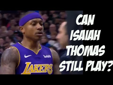 How Good Is Isaiah Thomas in 2018? Starter? 6th Man?