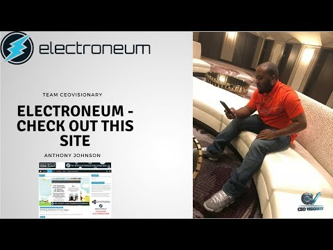 Electroneum - Check Out This Site