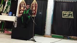 Majlish by Maulana Shahzada Asghar sb Muzaffarpur bihar