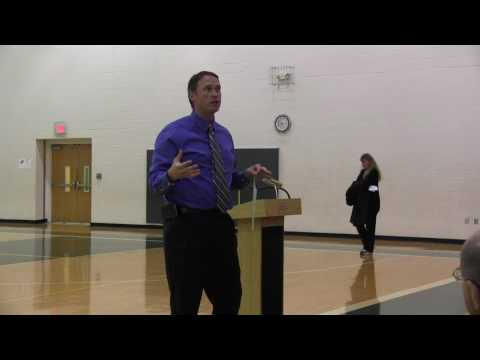 Amherst Junior High School Transition Meeting May 3, 2017
