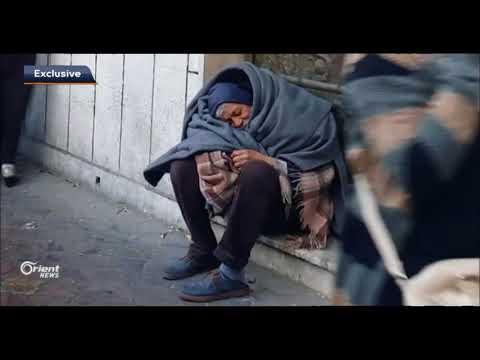 صور حصرية من قلب دمشق.. واقع النازحين قرب قصر الأسد!  - 22:21-2017 / 12 / 13