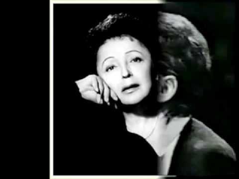 Edith Piaf Mon Dieu My God