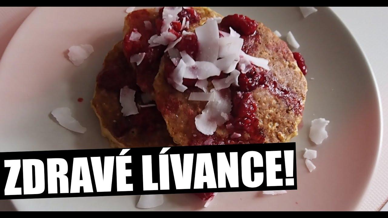 VLOG | Zdravé lívance k snídani!