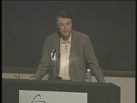 Larry Smarr - Director's Colloquium, Los Alamos National Lab