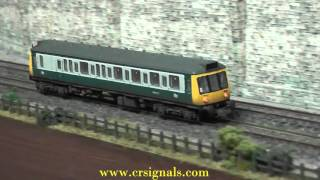 dapol n gauge class 121 with dcc sound
