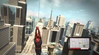 The Amazing Spider-Man - Classic Suit - Free Roaming * PC Gameplay