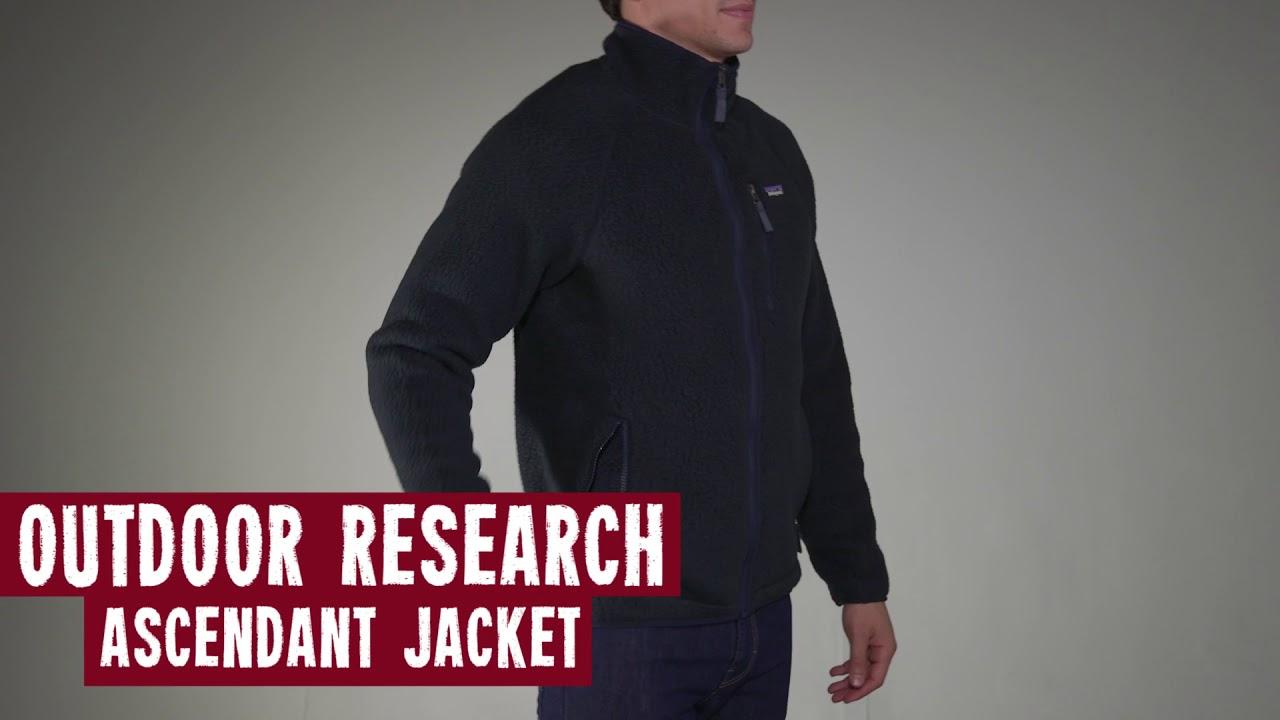 d2699460 Patagonia Men's Retro Pile Jacket 2017 Review - YouTube