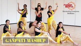 Dance To Ganpati Mashup   DJ Dalal London Remix   Bollywood   Fusion Beats Dance   Australia