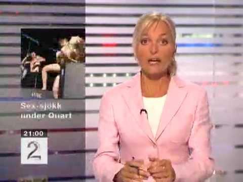 TV2 Nyhetene - 06.07.04: Sex sjokk under Quart Festivalen
