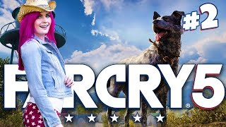 Far Cry 5 (Part 2) Who Let The Bears Out?