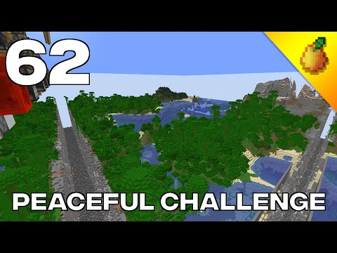 Peaceful Challenge #62: Finishing The Trenches And Dealing With Kelp Issues