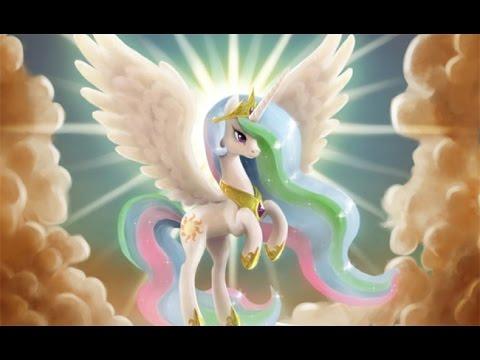 Принцесса Селестия пероженное - Pony Celestias Cake Golf
