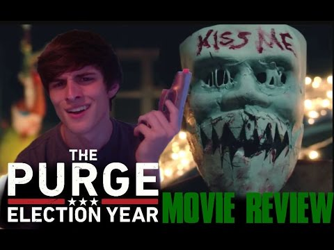 The Purge: Election Year Movie Review by Luke Nukem