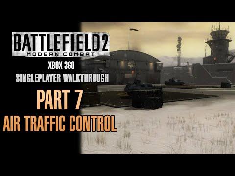 Battlefield 2: Modern Combat Walkthrough (Xbox 360) - Part 7 - Air Traffic Control