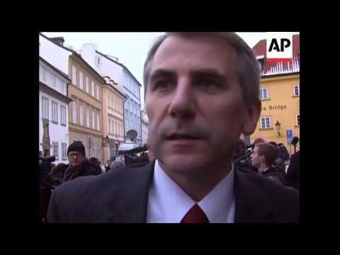 EU foreign ministers meet at start of Czech EU presidency