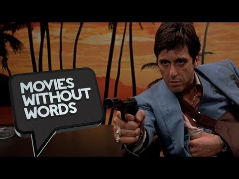 Scarface (4/8) Movies Without Words - Al Pacino Movie HD