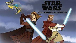 Звёздные Войны Войны клонов Тартаковского (Часть 2)