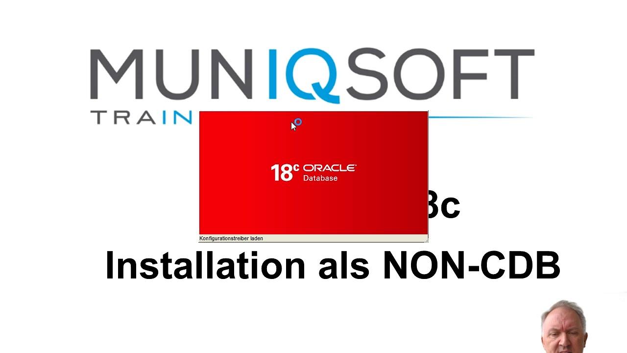 How to: Oracle 18c XE unter Windows installieren und konfigurieren [2/2]