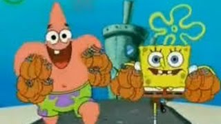 "Spongebob Squarepants: Chocolate with nuts, Patrick says ""Sperm""!"