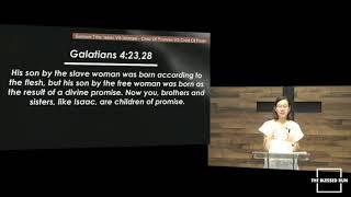 TBR English Service - Isaac VS Ishmael: Child of Promise VS Child of Flesh