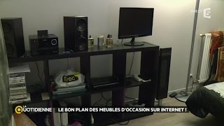 Le bon plan des meubles d'occasion sur Internet