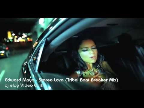 Stereo Love (Tribal Mix - Quick Edit) DJ Beat Breaker Vs. DJ Eloy Video Edit!