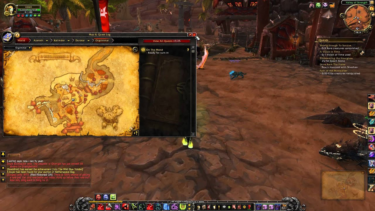 How to Obtain Shipyard Heirloom Rings in World of Warcraft .