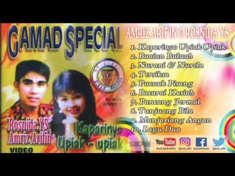GAMAD MINANG SPESIAL - AMRIZ ARIFIN - ROSNIDA YS ( Full Album )