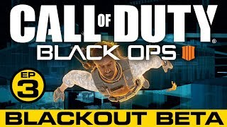 CALL OF DUTY BLACKOUT // COD Black Ops 4  Battle Royal // Live Stream Gameplay // Ep.3
