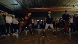 'Julian deguzman ,Kenneth San Jose ,BAD AND BOUJEE' - Migos Dance - @MattSteffanina Choreography